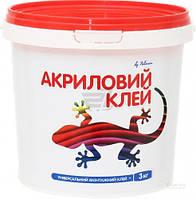 Клей акриловый Polimin универсальный Polimin 3 кг