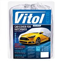 Тент автомобильный Vitol HC11106 M для кузова Hatchback