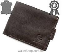 Мужской кошелек ручной работы с монетницей Grande Pelle