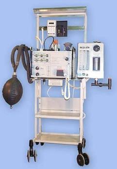Реанімаційне обладнання