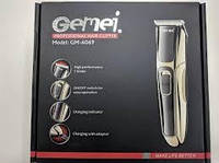 Машинка для стрижки волос Gemei GM-6069