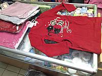 Платье детское утепленное Ангора р.104 - 128