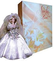 Коллекционная фарфоровая кукла Барби Невеста Barbie Star Lily Bride 1994 Mattel 12953
