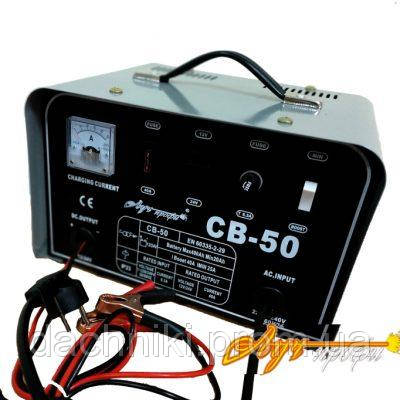 Зарядное устройство Луч СВ-50 (12/24, 40 А), фото 2