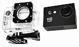 Водонепроницаемая Экшн камера Action Camera A9 Full HD для дайвинга, фото 2