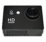 Водонепроницаемая Экшн камера Action Camera A9 Full HD для дайвинга, фото 3