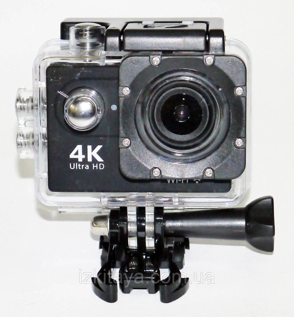Подводная Экшн камера Action Camera B5 WiFi 4K с хорошим качеством съемки