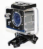 Подводная Экшн камера Action Camera B5 WiFi 4K с хорошим качеством съемки, фото 2