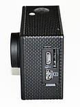 Подводная Экшн камера Action Camera B5 WiFi 4K с хорошим качеством съемки, фото 4