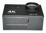 Подводная Экшн камера Action Camera B5 WiFi 4K с хорошим качеством съемки, фото 6