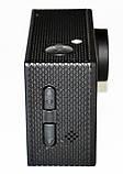 Подводная Экшн камера Action Camera B5 WiFi 4K с хорошим качеством съемки, фото 7