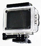 Туристическая подводная Экшн камера Action Camera S2 WiFi 4K, фото 5