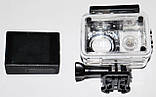 Туристическая подводная Экшн камера Action Camera S2 WiFi 4K, фото 7