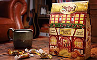 Werthers original 4 вида молочных конфет в одной упаковке, фото 2