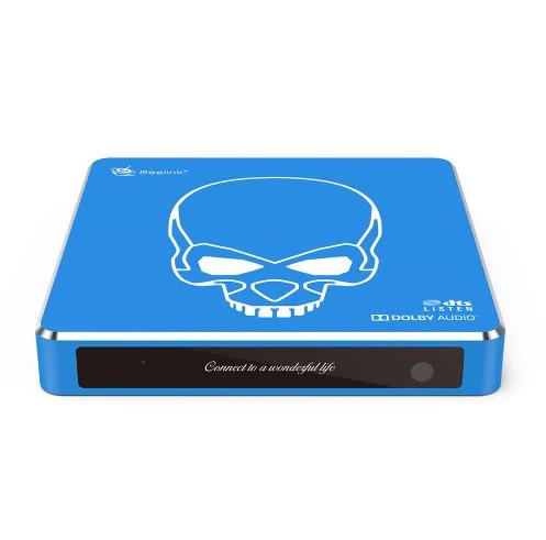 Beelink GT-King Pro 4/64, Amlogic S922X, Звук HI-FI, Android 9, Смарт ТВ Приставка, Smart TV Box