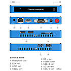 Beelink GT-King Pro 4/64, Amlogic S922X, Звук HI-FI, Android 9, Смарт ТВ Приставка, Smart TV Box, фото 4