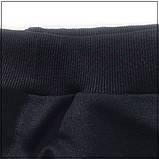 """Спортивный  костюм  черные штаны и однотонная кофта """"Красный"""", фото 3"""