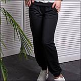 """Спортивный  костюм  черные штаны и однотонная кофта """"Красный"""", фото 5"""