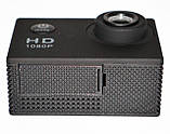 Туристическая Экшн камера Action Camera D600 Full HD для подводной съемки, фото 9