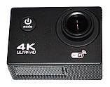 Туристическая подводная Экшн камера Action Camera S2 WiFi 4K, фото 3
