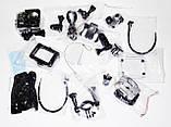 Туристическая подводная Экшн камера Action Camera S2 WiFi 4K, фото 8