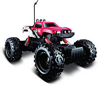 Maisto Tech Rock Crawler Автомодель на радиоуправлении красная ( 81152 )