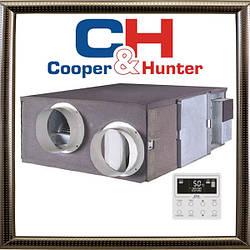 Приточно-вытяжная система с рекуперацией тепла Cooper&Hunter CH-HRV5K