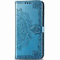 Чехол книжка Art Case Xiaomi Redmi 8A Синий