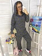 Пижама женская батал в расцветках 51869