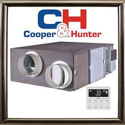 Приточно-вытяжная система с рекуперацией тепла Cooper&Hunter CH-HRV8K