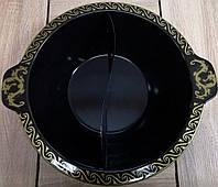 Кастрюля для китайского самовара (хо-го) 2 секции. d 38cm