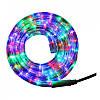 Гирлянда дюралайт | светодиодная лента | круглый шланг 7191, RGB, 20м с контролером на 220в (Микс), фото 8