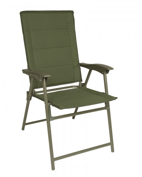Складаний стілець Mil-tec Olive (14451001)