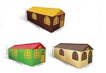 """DOLONI-TOYS """"Будинок со шторками"""" 02550/24,домик,дом, фото 3"""