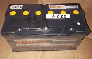 Акумулятор 6СТ 95А3Е (0) плюс праворуч Boost Premium
