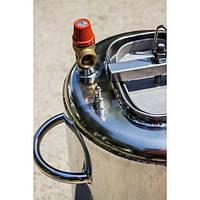Автоклав бытовой ЛЮКС 28 пол.литр., из нержавеющей стали для домашнего консервирования