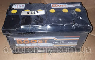 Аккумулятор 6СТ 110А3E (0) плюс справа Boost Premium