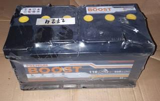 Акумулятор 6СТ 110А3Е (0) плюс праворуч Boost Premium