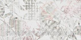 Кафель Decor Skarlett 3 Light Grey Beryoza Ceramica 300x600 (163006)