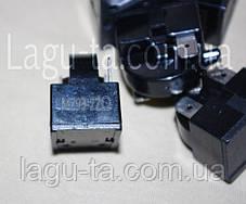 Реле пусковое 22ом 3 pin для компрессора холодильников корейского производства. DA35-00099A, фото 3