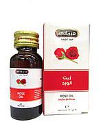 Масло розы холодного отжима Rose Oil cold pressing Hemani 30 мл