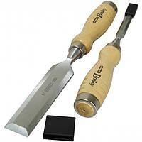 Стамеска  №12  деревянная ручка Stanley BAILEY 2-16-385
