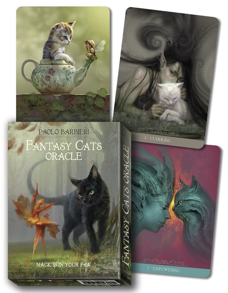 Fantasy Cats Oracle/ Оракул Кошки Фэнтези