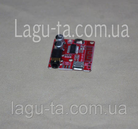 Bluetooth 4,2 беспроводной стерео музыкальный модуль блютуз, фото 2