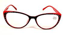 Елегантні жіночі окуляри для зору (202 ч-к)