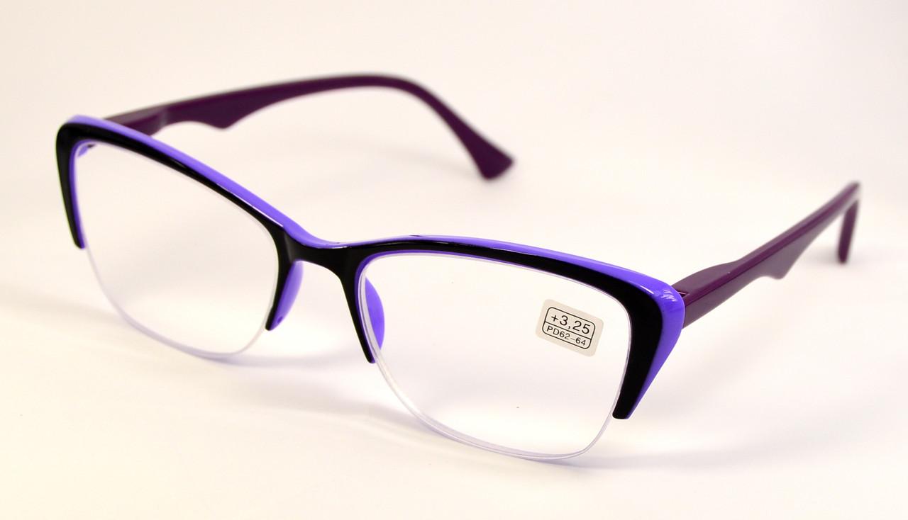 Дизайнерские женские очки для зрения (НМ 2002/313 ф)