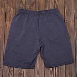 Чоловічі спортивні шорти FILA темно-сірого кольору, фото 7