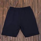 Чоловічі спортивні шорти FILA темно-синього кольору, фото 5