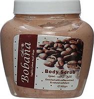 Кофейный скраб для лица и тела Bobana