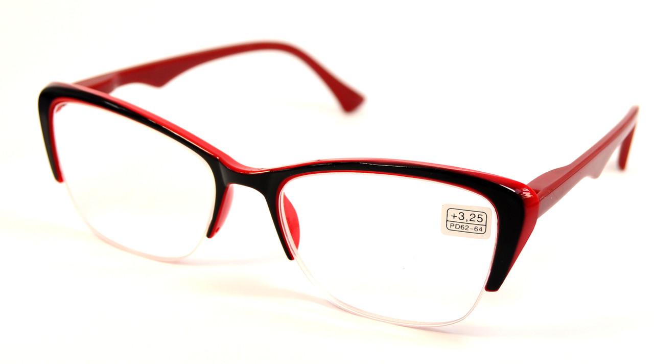 Дизайнерские женские очки для зрения (НМ 2002/313 ч-к)